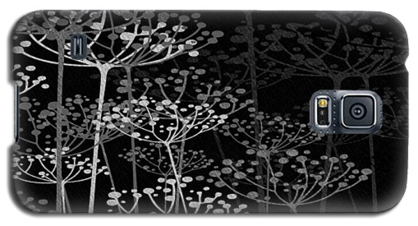 The Garden Of Your Mind Bw Galaxy S5 Case