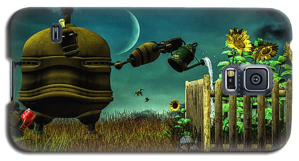 The Gardener Galaxy S5 Case by Bob Orsillo
