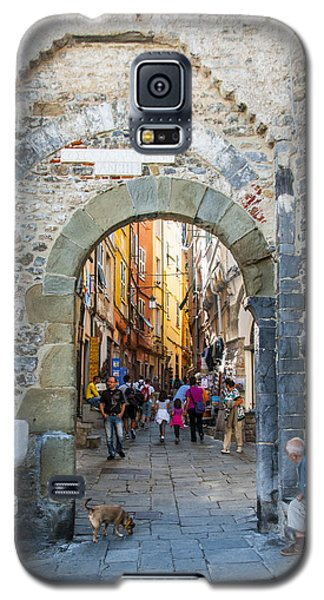 The Gate To Old Town Galaxy S5 Case