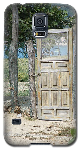 Galaxy S5 Case featuring the photograph The Gates Of Paradise by Brian Boyle