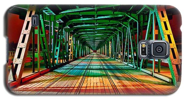 The Gdanski Bridge Galaxy S5 Case