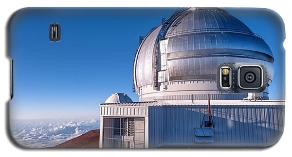 Galaxy S5 Case featuring the photograph The Gemini Observatory by Jim Thompson