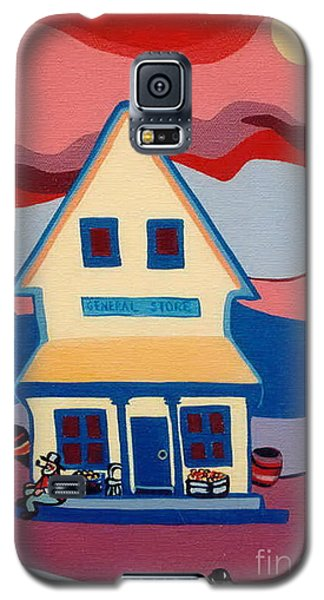 The General Store Galaxy S5 Case by Joyce Gebauer