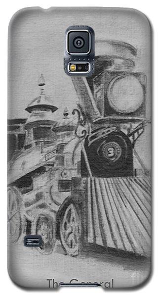 The General - Train - Big Shanty Kennesaw Ga Galaxy S5 Case