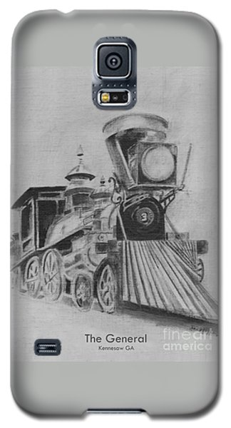 The General - Train - Big Shanty Kennesaw Ga Galaxy S5 Case