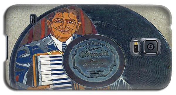 The Gennett Walk Of Fame - Lawrence Welk Galaxy S5 Case