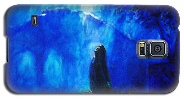 The Gethsemane Prayer Galaxy S5 Case by Seth Weaver