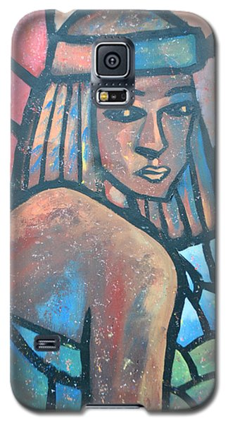The Ghost Of Happiness Galaxy S5 Case by AC Williams