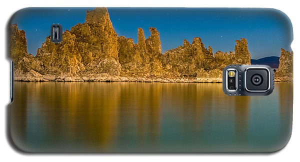 The Ghost Ship At Mono Lake Galaxy S5 Case