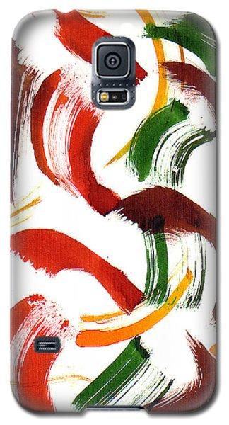 The Ghost Tsunami 02 Galaxy S5 Case by Mirfarhad Moghimi