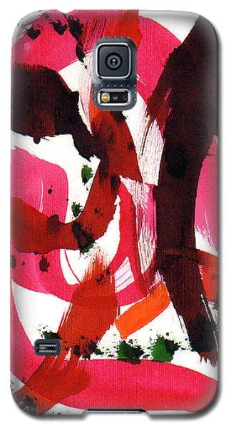 The Ghost Tsunami 05 Galaxy S5 Case by Mirfarhad Moghimi