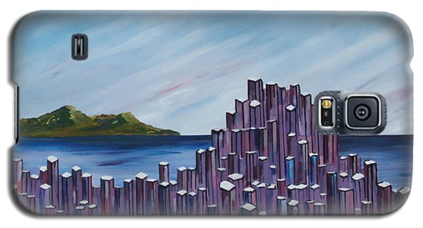 The Giant's Causeway Galaxy S5 Case