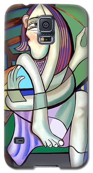 The Girl Next Door Galaxy S5 Case
