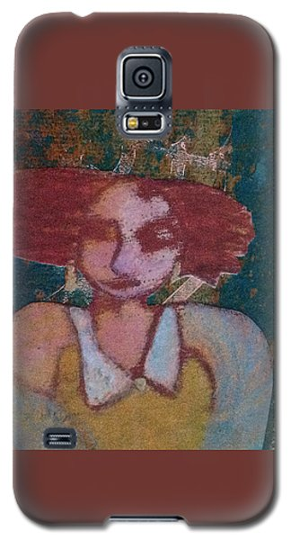 The Girl Waits Galaxy S5 Case
