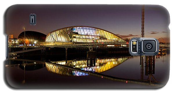The Glasgow Science Centre Galaxy S5 Case by Stephen Taylor