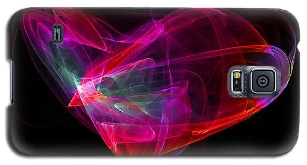 The Glass Heart Galaxy S5 Case