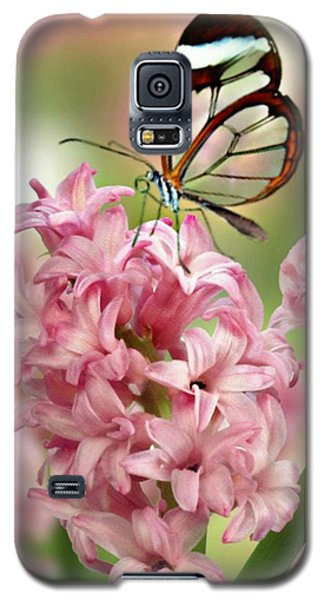 The Glasswing Galaxy S5 Case