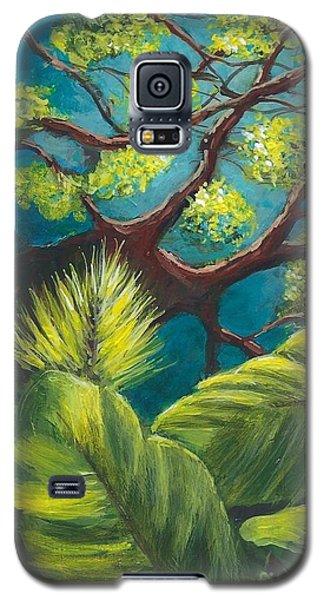 The Goblin Market Restaurant Tree Mt. Dora Galaxy S5 Case