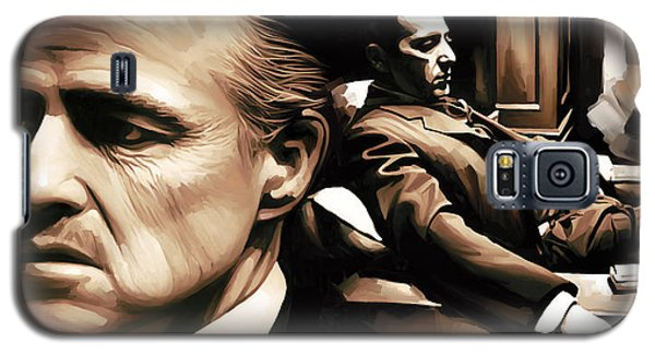 The Godfather Artwork Galaxy S5 Case