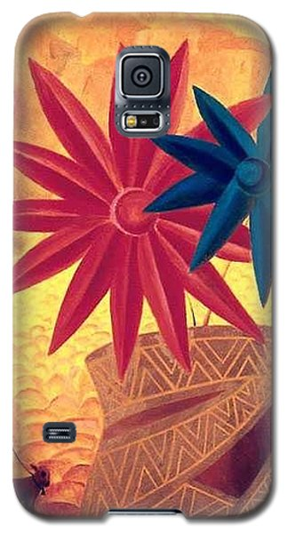 The Golden Jar Galaxy S5 Case