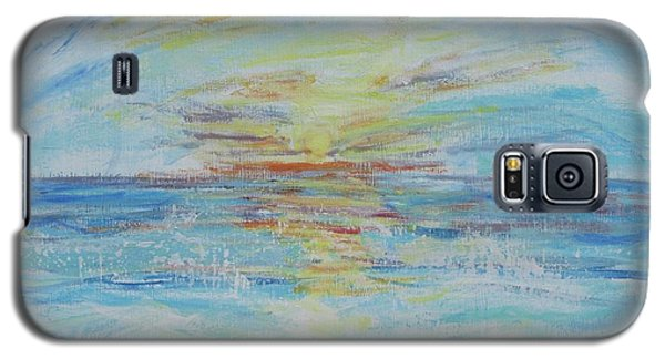 The Golden Lady Galaxy S5 Case by Diane Pape