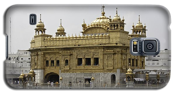The Golden Temple In Amritsar Galaxy S5 Case by Ashish Agarwal