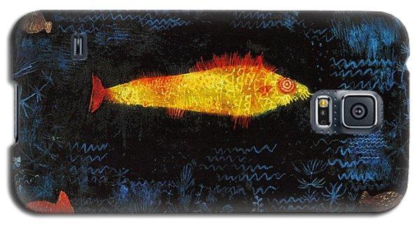 The Goldfish Galaxy S5 Case