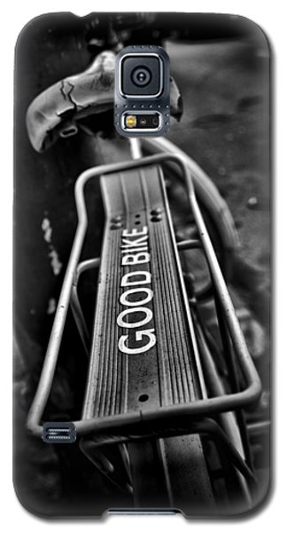 The Good Bike Galaxy S5 Case by Brian Carson