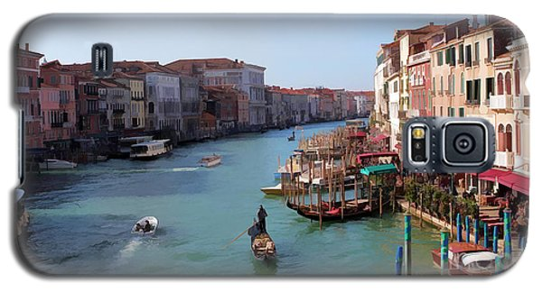 The Grand Canal Venice Oil Effect Galaxy S5 Case