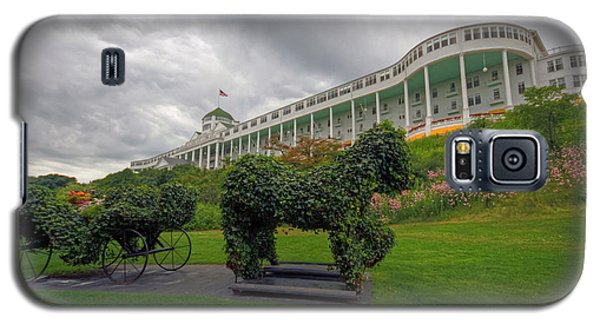 The Grand Hotel Mackinac Island Galaxy S5 Case