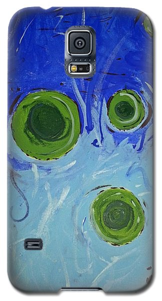 The Gravity Of This Or That Galaxy S5 Case by Yshua The Painter