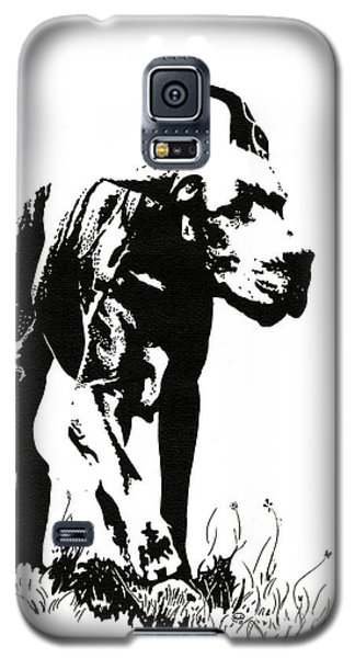 The Great Dane Galaxy S5 Case
