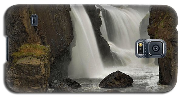 The Great Falls Galaxy S5 Case by Stephen  Vecchiotti