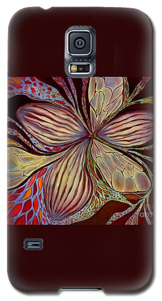 The Great Pollination Galaxy S5 Case
