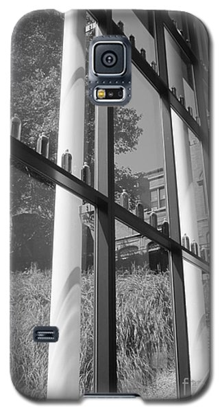 The Great Wall Galaxy S5 Case by Barbara Bardzik