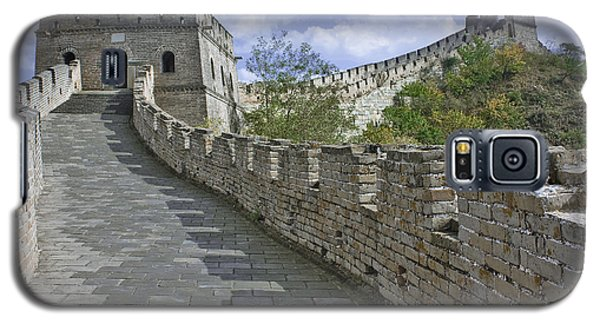The Great Wall Of China At Mutianyu 1 Galaxy S5 Case
