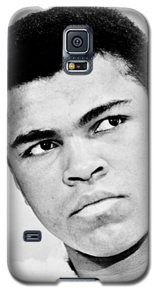 Boxing Muhammad Ali Galaxy S5 Case - The Greatest by Benjamin Yeager