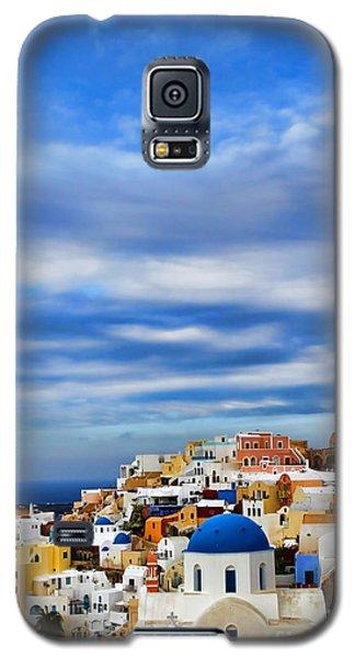 The Greek Isles-oia Galaxy S5 Case