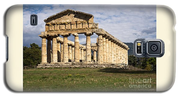 The Greek Temple Of Athena Galaxy S5 Case