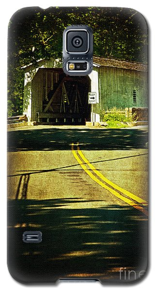 The Green Sergeants Covered Bridge Galaxy S5 Case