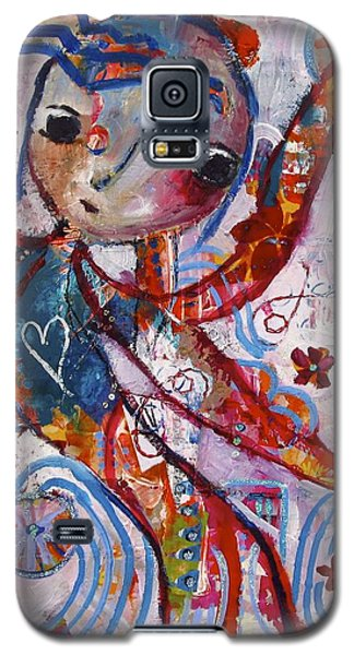 The Guardian Angel Galaxy S5 Case