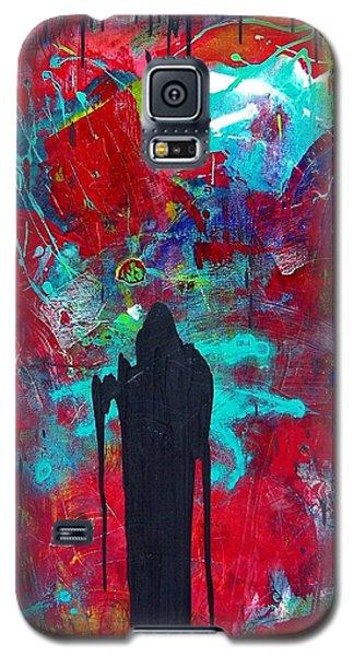 The Guardian Galaxy S5 Case by Carolyn Repka