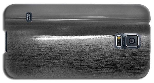 Galaxy S5 Case featuring the photograph The Guiding Light by AJ  Schibig