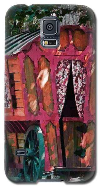 The Gypsy Caravan  Galaxy S5 Case by Steve Taylor