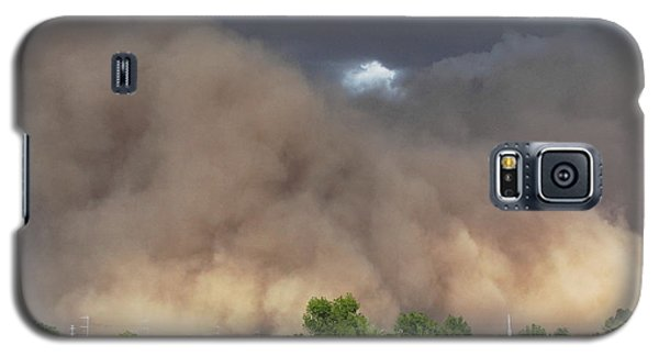 The Haboob Is Coming Galaxy S5 Case by Natalie Ortiz