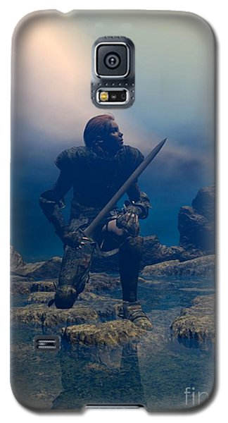 The Hand Of God On Your Head Galaxy S5 Case