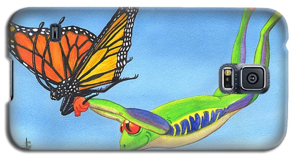 The Hang Glider Galaxy S5 Case
