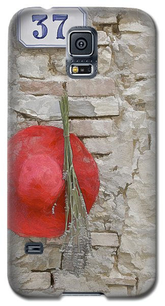 The Hanging Red Hat Galaxy S5 Case