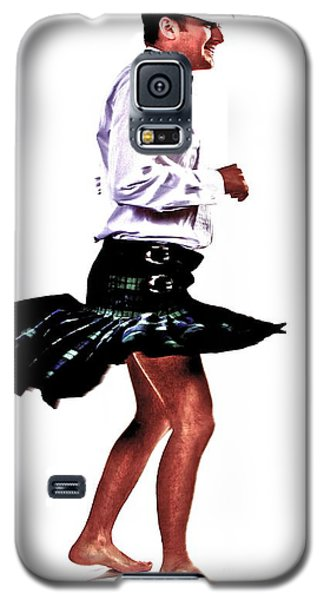 Galaxy S5 Case featuring the photograph The Happy Dance by Xn Tyler