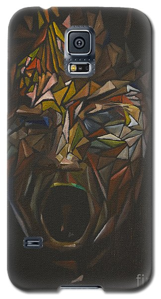The Head Of Goliath - After Caravaggio Galaxy S5 Case